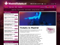 Tickets naar Flamenco shows en tours in Madrid!