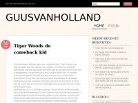 guusvanholland | Just another WordPress.com site