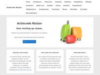Actiecode-reizen.nl