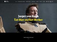 Jasper van Kuijk | cabaretier en columnist