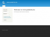 Welcome to www.palabrita.be | www.palabrita.be