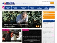 Bbsrc.ac.uk - Biotechnology and Biological Sciences Research Council (BBSRC) - BBSRC