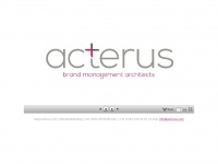 Acterus.nl - acterus | brand management architects