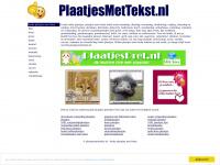 Plaatjesmettekst.nl - leuke tekst plaatjes
