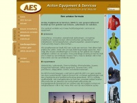 Actionequipment.nl - Producten voor leisure, adventure, outdoor en recreatie - AES