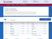 actuelerentestanden.nl