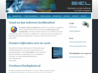 SIEL ZZP boekhouden, Sepa Direct Debet incasso, CRM clientvolgsysteem