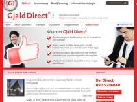 Gjalddirect.nl - Gjald Direct | De on-line accountant