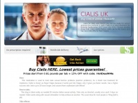 Cheapedmeds.co.uk - Order Cialis Online in England