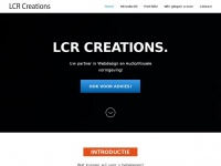 Lcr-creations.nl - LCR Creations | Uw partner in Webdesign en Audio/Visuele vormgeving!