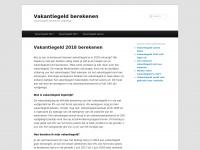 vakantiegeld-berekenen.nl