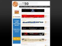 Muziek Top 50 • Promoot je muziek website!
