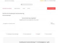 Goedkoopsteautoverzekering.net - Goedkoopste Autoverzekering - Vergelijk nu!