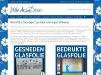 Windowdeco.nl - Raamfolie ontwerpen, makkelijk en snel online. WindowDeco