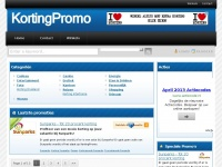 kortingpromo.be