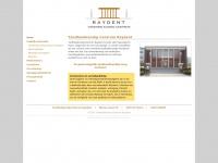 Tandheelkundig Centrum Raydent, meerdere tandheelkundige disciplines onder een dak.