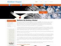 klokidee.com - Bij klokidee vind u de mooiste klokken.