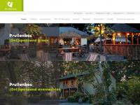 Prullenbos & Boskabanne (Wetteren): herberg & groepsverblijf