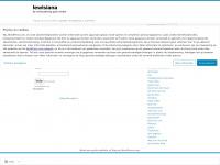 lewisiana | de verloudering gaat verder