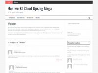 Hoe werkt Cloud Opslag Mega – 50 GB gratis Cloud opslag