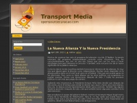 Opensourcecuracao.com - Transport Media