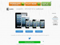 Evasi0n.com - evasi0n iOS 7.0.x Jailbreak - official website of the evad3rs