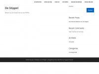 Destippel.nl - De Stippel | Website voor chaleteigenaren op Landgoed Nederheide en vele anderen…