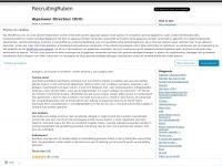 RecruitingRuben | Een blog met -vaak- een knipoog!