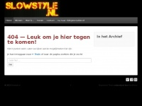 slowstyle.nl