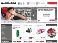 Supplying.nl - Homepage