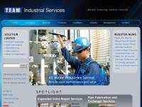Teamindustrialservices.nl - TEAM Industrial Services