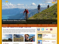 Travelyukon.com - Home | Travel Yukon - Yukon, Canada | Official Tourism Website for the Yukon Territory