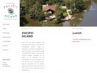 Restaurant waar u geniet van gastronomie in een prachtige omgeving - Pacific Eiland Ieper