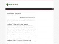 Shopdaddy Online Shoppen | Shopdaddy, alles voordelig online shoppen