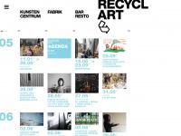 Recyclart - Agenda