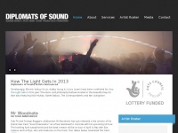 Diplomatsofsound.org - Diplomats of Sound - Booking Agency, Event Programming & Tour Management