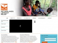 Leprosyrelief.org - A world free of leprosy and social exclusion due to disabilities | NLR