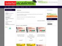 Saunaacademiewebshop.nl - Opleidingen voor Sauna en Wellness | Sauna Academie