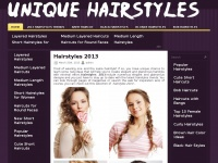 Unique-hairstyles.net - Loading...