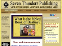 Robert Lee Camp | Cards of Your Destiny - 7thunders.com
