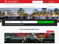 Amsterdam Tours | Uitjes v.a. EUR12,50 | Tours-amsterdam.nl