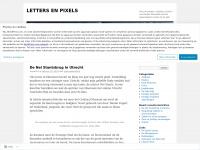 LETTERS EN PIXELS | Over de boeken, verhalen en foto's van Pauline Wesselink met als inspiratiebron reizen (in de tijd)