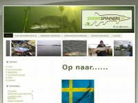 Snoekspinners.nl - New Page
