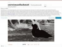 onewomanflashmob.wordpress.com