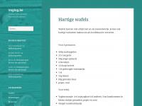 Veglog.be – Vegetarische recepten, recensies én weetjes