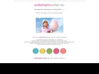 Suikerspinsuiker.eu