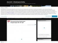 Aneroid' s Modelspoorhobby | Een weblog over mijn modelspoorbaan Obertraum en meer model- en grootspoor onderwerpen …