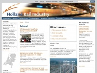 Hollandrailindustry.nl - Home - Holland Rail Industry
