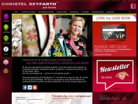 Christel-seyfarth.dk - Christel Seyfarth | art knits | Fanø | Unika strik, sjaler, frakker