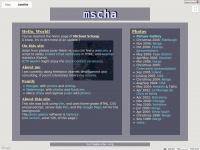 mscha - Michael Schaap